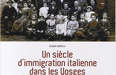 forte immigration italienne